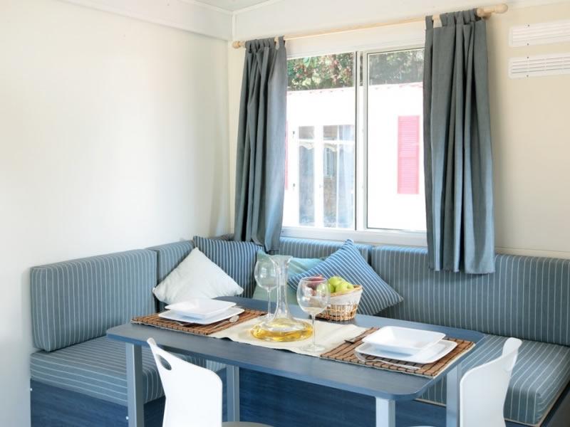 Villaggio vacanze con case mobili parco delta del po for Soggiorno a ponza